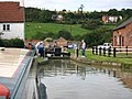 Napton bottom lock 8, Oxford canal - geograph.org.uk - 1707143.jpg
