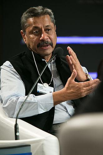 Naresh Trehan - Naresh Trehan at the World Economic Forum on India 2012