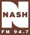 Nash FM 94.7 2013 logo.png