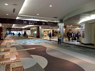 Nashville International Airport - Concourse C