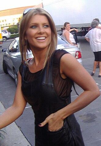 Natalie Bassingthwaighte - Bassingthwaighte in 2007