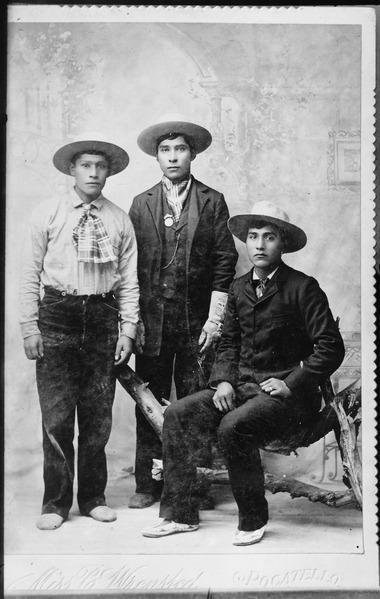 File:Native Americans from Southeastern Idaho - NARA - 519239.tif