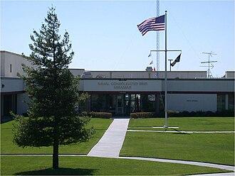Marine Corps Air Station Miramar - Naval Consolidated Brig, Miramar