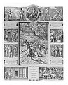 Neptune calming the tempest which Aeolus raised against Aeneas' fleet from Book I of the Aeneid MET 1U E7 13R3.jpg