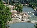 Neubau von E-Werk und Stauwehr - panoramio.jpg