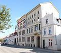 Neuruppin August-Bebel-Straße 47-49 Druckerei Gustav Kühn, Bilderbogen-Passage 04.JPG