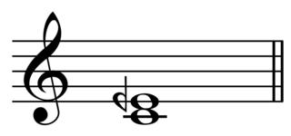 Neutral third musical interval