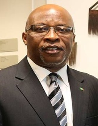Vice-President of Zambia - Image: Nevers Mumba 2015
