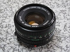 New FD50mm f-1.8 (5477953940).jpg