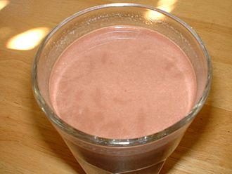 Chocolate milk - Image: New chocolate milk