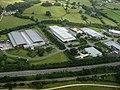 New industrial estate just outside Welshpool - geograph.org.uk - 892663.jpg