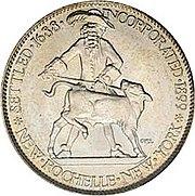 Bicentennial commemorative half-dollar