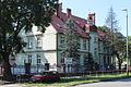 Newag Gliwice - budynek administracyjny, 2014-08-18 (Muri WK14).jpg