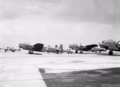 Newly-completed Avro Lancaster B Mark IIIs on the apron of the A V Roe & Co. factory at Woodford.png