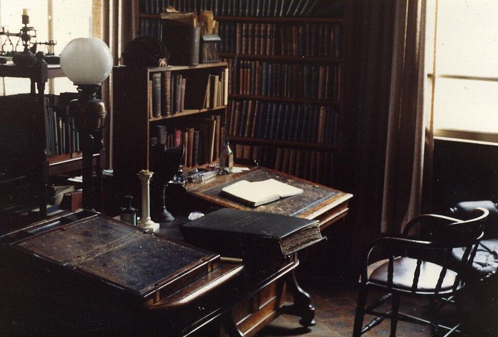 Newman desk