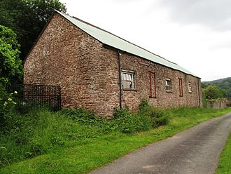 Newton Court - Newton Court Stable Block