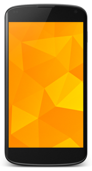 Android software development - Image: Nexus 4