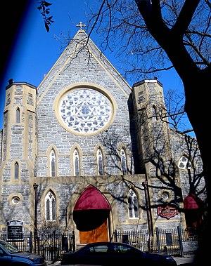 Antiochian Orthodox Christian Archdiocese of North America - St. Nicholas Antiochian Orthodox Cathedral, Brooklyn