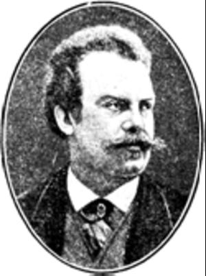 Niels Juel Simonsen - Niels Juel Simonsen in 1917.