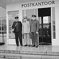 Nieuw uniform voor PTT (oude-huidige-nieuwe), Bestanddeelnr 913-7272.jpg