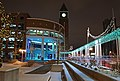 Night at Brampton City Hall (3116506401).jpg