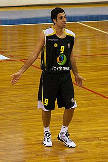 Nikos Chatzis Greek professional basketball player