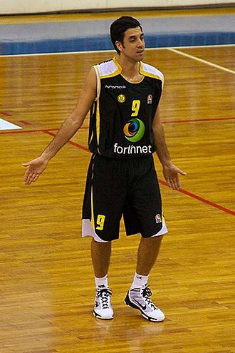 Greek Basket League career statistical leaders - Nikos Chatzis has played in the most games in Greek Basket League history.