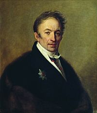 Nikolay Karamzin by Alexey Venezianov (1828, National Pushkin Museum).jpg