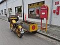 Nimbus postal motorcycle at Sporvejsmuseet 04.jpg