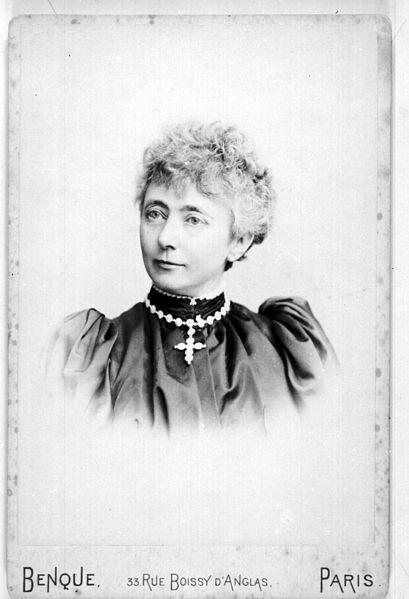 File:Nina Grieg portrait (5509169778).jpg