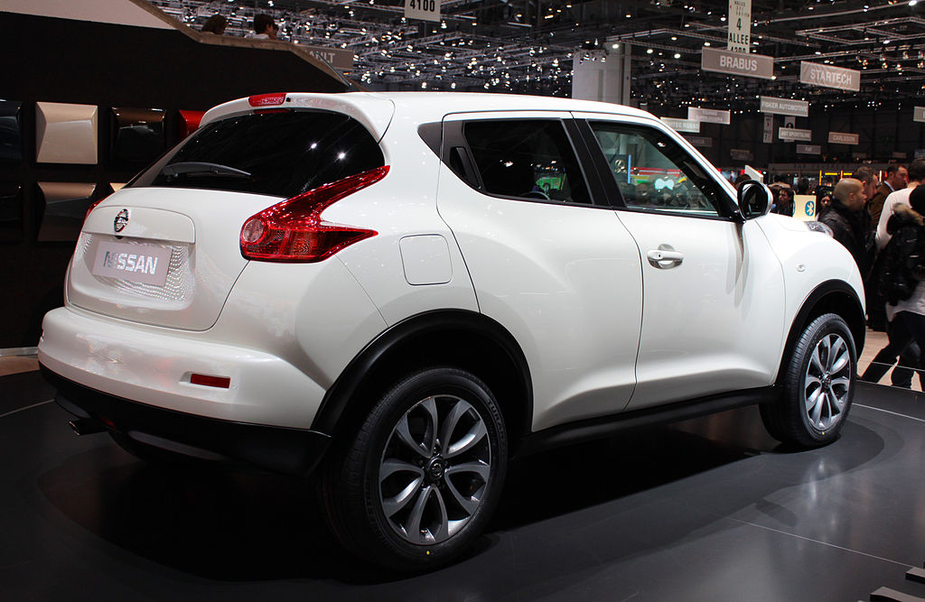 Nissan Juke Tire Size >> Nissan Juke Wikipedia The Free Encyclopedia | Autos Post