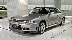 Nissan Skyline R33 GT-R 001
