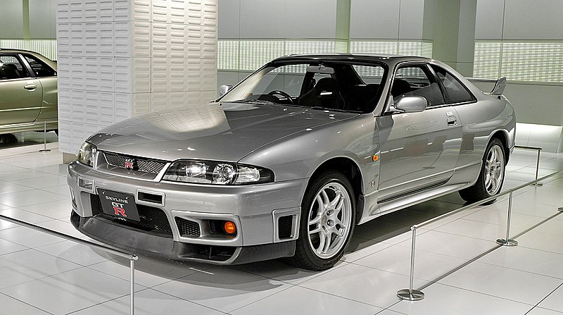 File:Nissan Skyline R33 GT-R 001.jpg