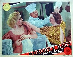 Nobody's Baby (1937 film) - Lobby card