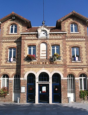 Noisiel - Town Hall