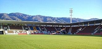 Estádio do Marítimo - Image: Nordeste Barreiros