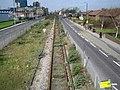 North Woolwich, Railway line to Silvertown - geograph.org.uk - 399930.jpg