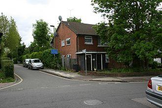 Brockley Hill tube station - Campbell Croft