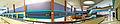 Northwestern HS Skywalk Panorama.jpg