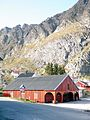 Norwegian Fishing Village Museum - Boathouse.jpg