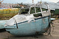 Nose of Ilyushin Il-14M Crate 08 red (8477455983).jpg