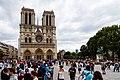 Notre-Dame de Paris West front 2015-07-27.jpg