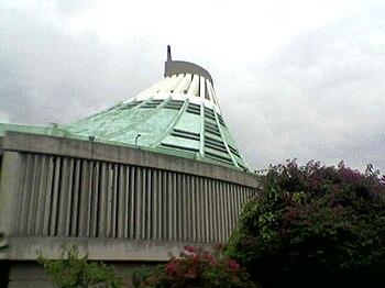 Nueva Basilica de Guadalupe