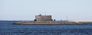 Kilo-class submarine - Image: ORP Orzeł Gdynia