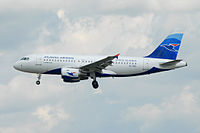 OY-RCI - A319 - Atlantic Airways