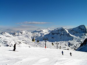 Obertauern - Obertauern ski area