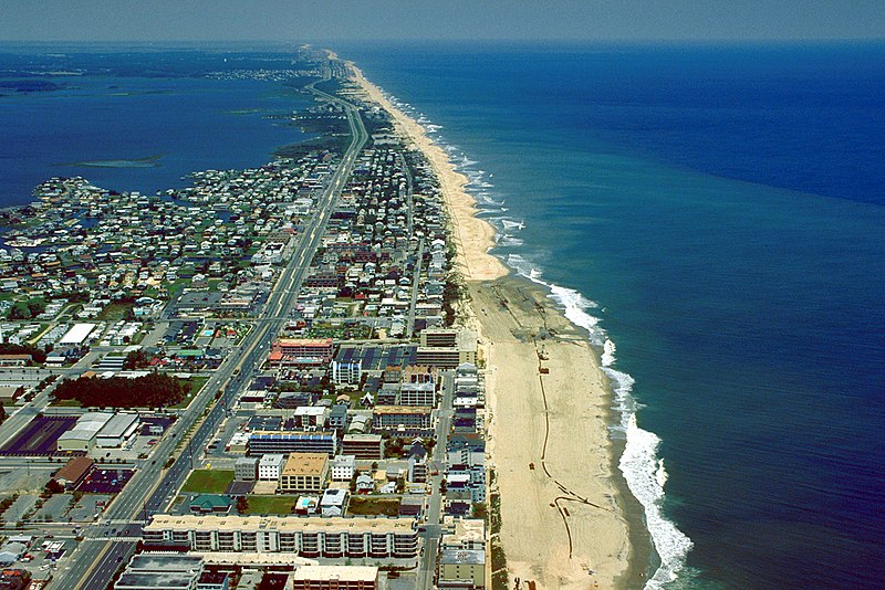 File:Ocean City Maryland aerial view north.jpg