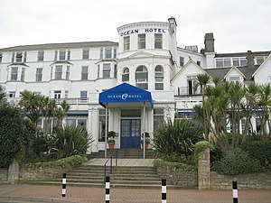Henry Lowenfeld - Ocean Hotel, Sandown (2008)