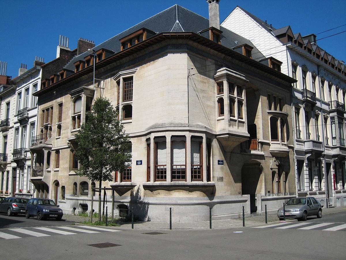 Octave van Rysselberghe — Wikipédia