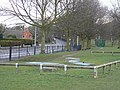 Odd objects in the park - geograph.org.uk - 1198285.jpg